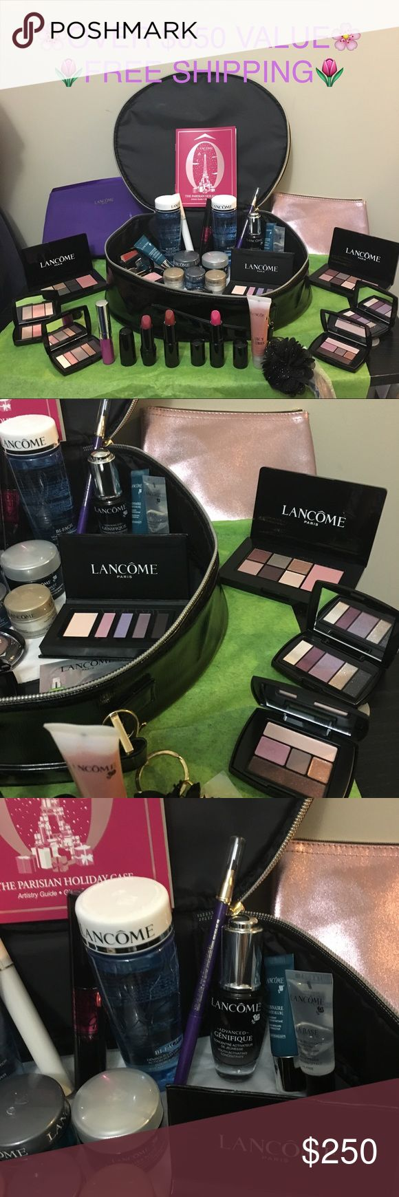 High End Lancôme Makeup Bundle New Lancôme Makeup And