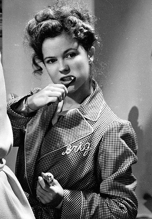 Image result for shirley temple as brig in since you went away