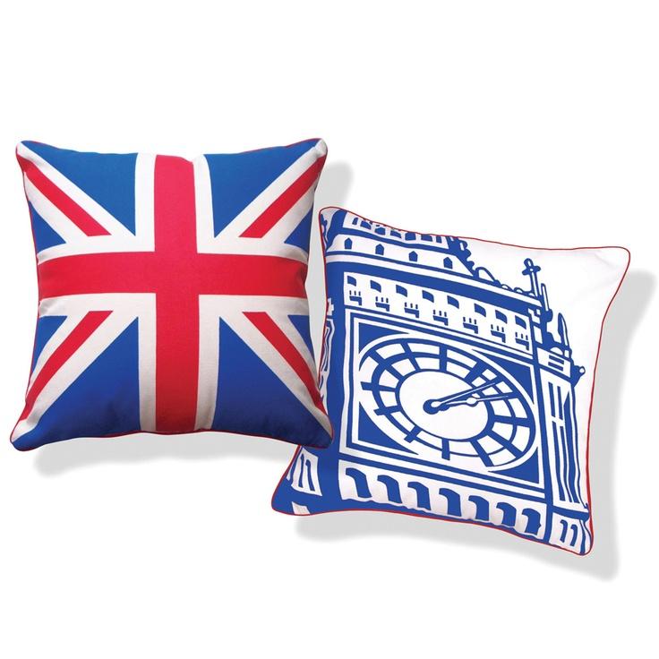 Big Ben Pillow