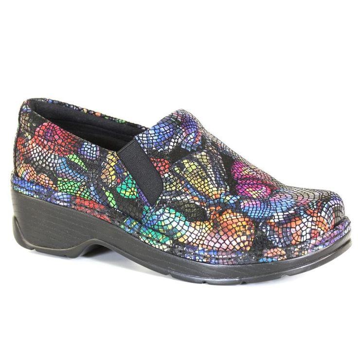 Klogs Natalie Women's Clogs Display Model Shoes Butterfly Mosiac 10 M   eBay