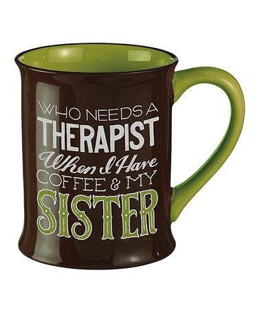 Grasslands road 39 i have coffee my sister 39 mug ceramics for Grasslands road mugs