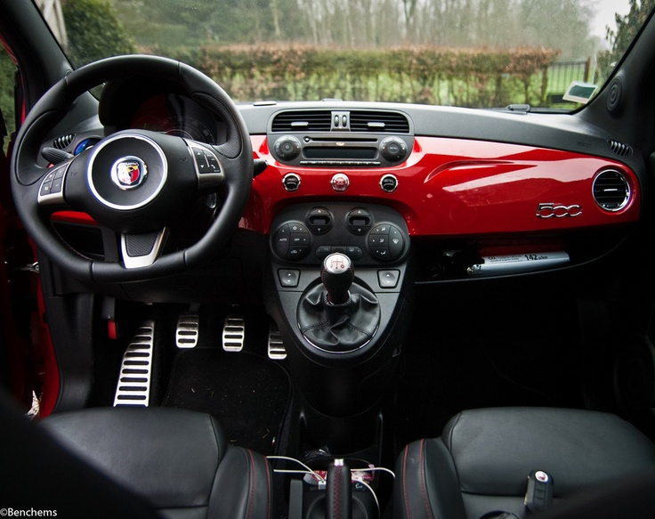 Fiat Abarth 500 Esse Esse