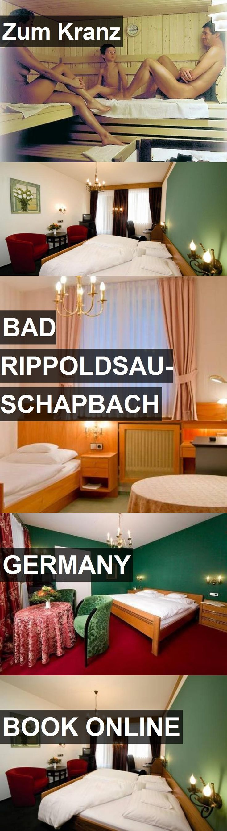 Hotel Zum Kranz in Bad Rippoldsau-Schapbach, Germany. For more information, photos, reviews and best prices please follow the link. #Germany #BadRippoldsau-Schapbach #ZumKranz #hotel #travel #vacation