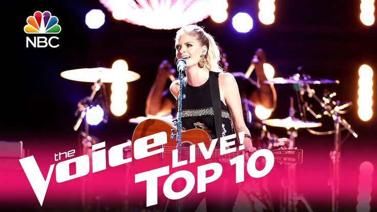 "The Voice 2017 Lauren Duski - Top 10: ""Tell Me Why"""