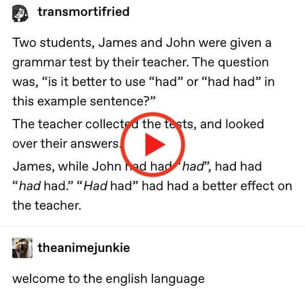 19 Times The English Language Made Absolutely No Sense Whatsoever In 2020 Language English Language Funny Gif