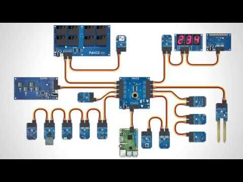 Ncd Manufactures Plug And Play Modular Hardware For Iot And