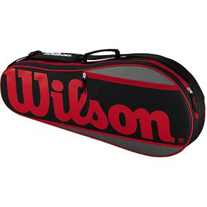 Wilson Racquet Tennis Bag...I wish this came in other colors :(