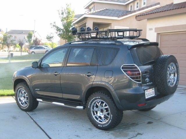 Toyota RAV4 Forums - View Single Post - Freedom4 project from 2006    Off road accessories