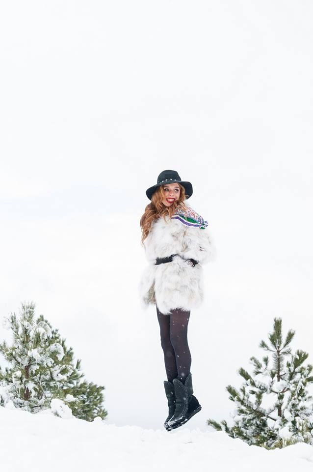 Love snow day, Love Mou boots