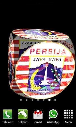 3D Persija Jakarta Wallpaper Free Download - asiacubeapps.indperja