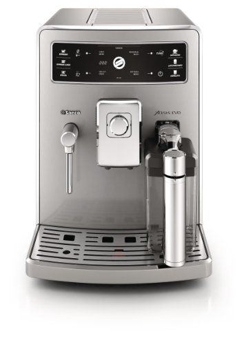 SAECO HD8954/47 Philips Xelsis EVO Fully Automatic Espresso Machine - http://teacoffeestore.com/saeco-hd895447-philips-xelsis-evo-fully-automatic-espresso-machine/