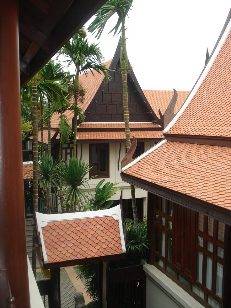 Thailand House Design: 17 Best Images About Khmer Roof On Pinterest