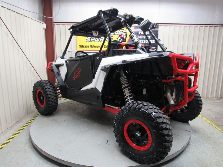 Best Polaris Rzr Xp  Power Steering  Images On