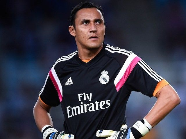 Real Madrid's Keylor Navas: 'I cost team first goal' #Champions_League #Real_Madrid #Football