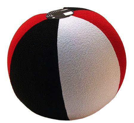 Balón inflable para estimular la visión, la motricidad, el gateo, el equilibrio y el movimiento.