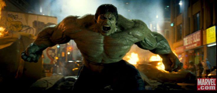 The Hulk Movie 2008 | So, a brand new Hulk movie is debuting next month. This Hulk looks ...