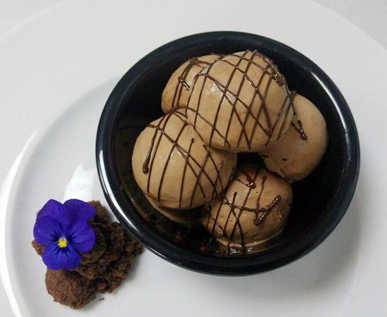 Παγωτό παρφέ με Nucrema | ION Sweets