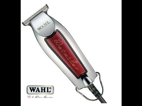 Wahl Detailer trimmer basic repair for barbers