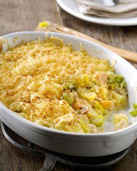 Ovenschotel Kip en Champignon Crème  http://www.solo.be/nl/recepten/ovenschotel-kip-en-champignon-creme/