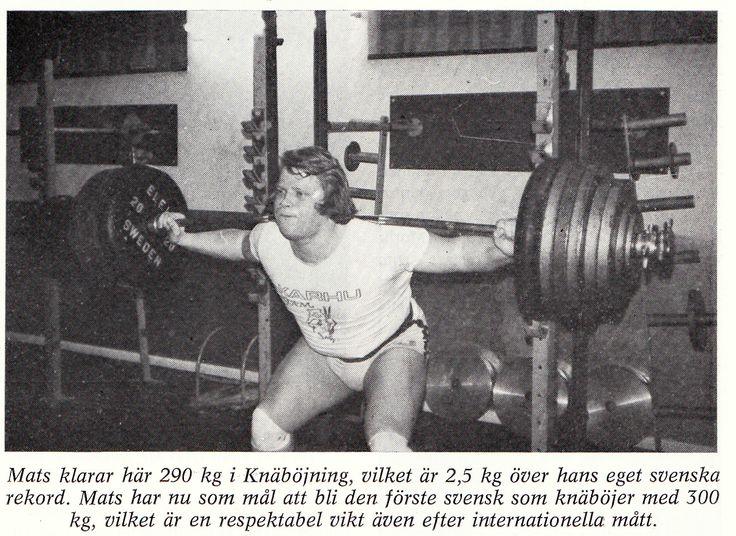 1976 Mats Tångberg Baltic Club Malmö