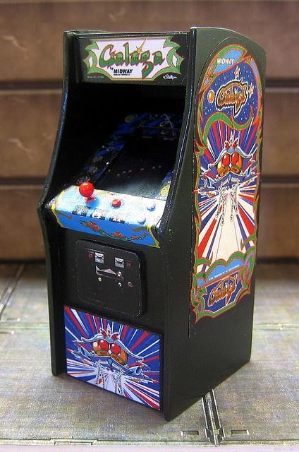 galaga arcade game - photo #13