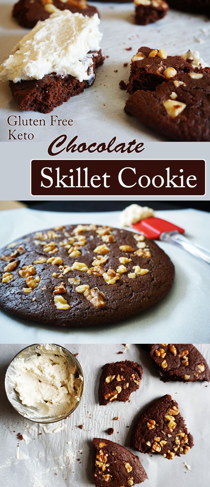 All you need is a non-stick skillet to make the best Chocolate Cookie you've…