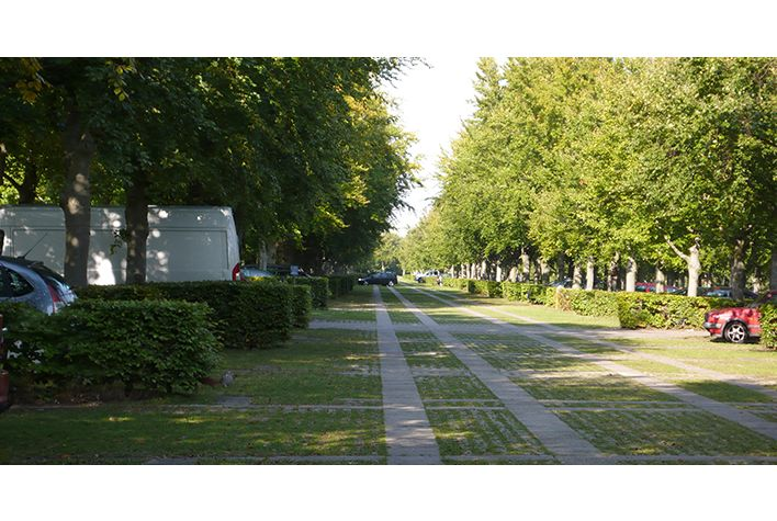 University of Copenhagen, Royal Danish Academy of Fine Arts, and Technical University of Denmark: alternative parking lot design