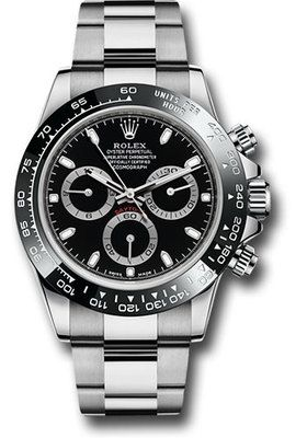40mm polished 904L stainless steel case, screw-down back and push buttons, screw-down crown and push buttons with Triplock triple waterproofness, black monobloc ceramic Cerachrom bezel with engraved t