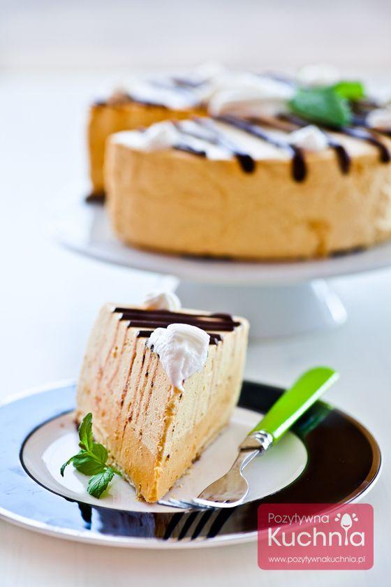 #sernik z dyni na zimno - #przepis na ciasto bez pieczenia czyli sernik z dynią na zimno  http://pozytywnakuchnia.pl/sernik-z-dynia-na-zimno/  #kuchnia #ciasto #deser #dynia