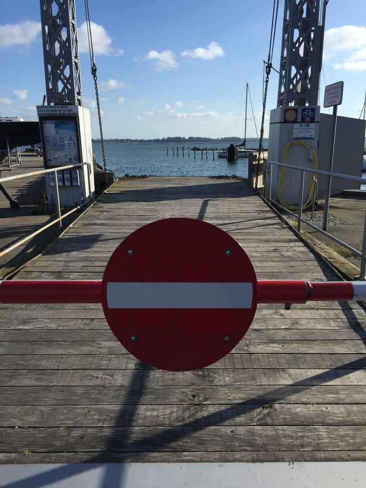 Ikke i havnen