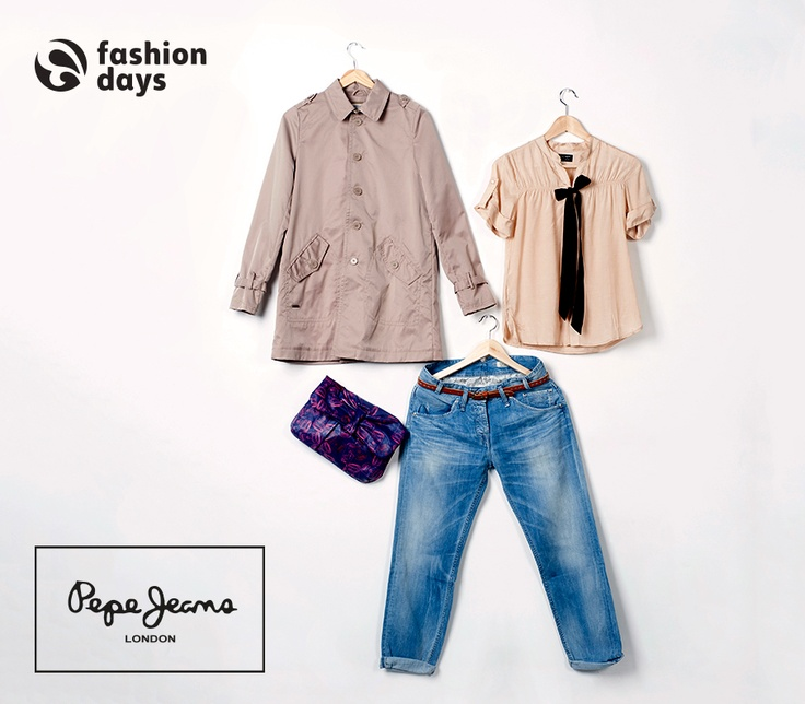 Pepe Jeans. Women Choice.