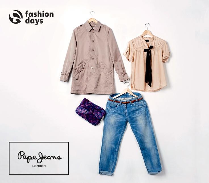 Pepe Jeans. Women Choice.