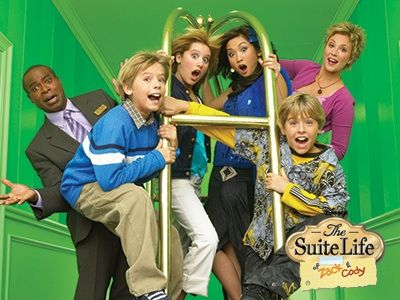 The Suite Life of Zack and Cody. This is a weird story. Before Zack and Cody, For some reason I would yell out 'THE SUITE LIFE OF ZACK AND CODY' when I'm on my front porch. A few weeks later, A legendary show was born :)