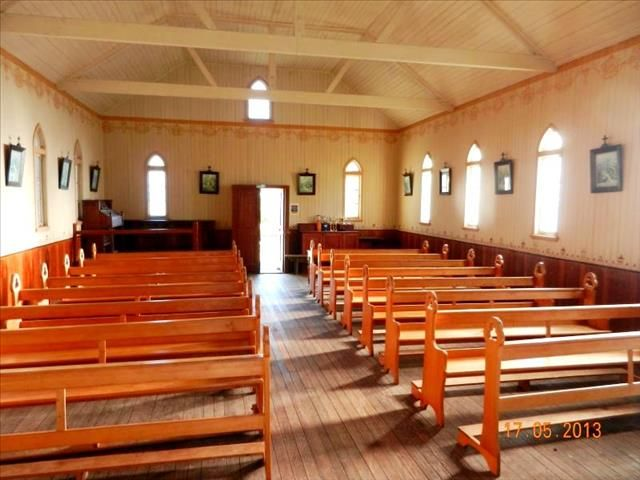 CHARMING COUNTRY CHURCH FOR SALE FOR REMOVAL - $125,000.00 - Atlas House Removers - Yatala QLD - (07) 3807 4626