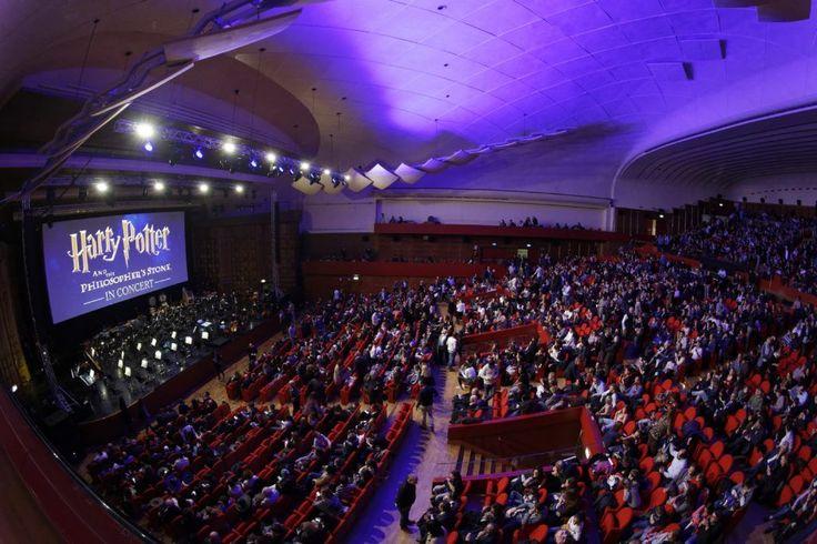 Harry Potter e la Pietra Filosofale: il cine-concerto a Milano