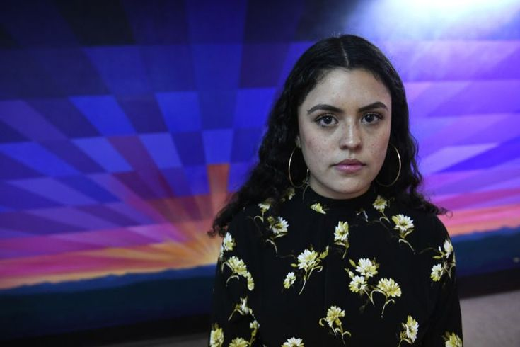 Although she is a U.S. citizen and attending Yale University, her father has been deported twice. She will be accompanying U.S. Congressman Ed Perlmutter of Colorado.