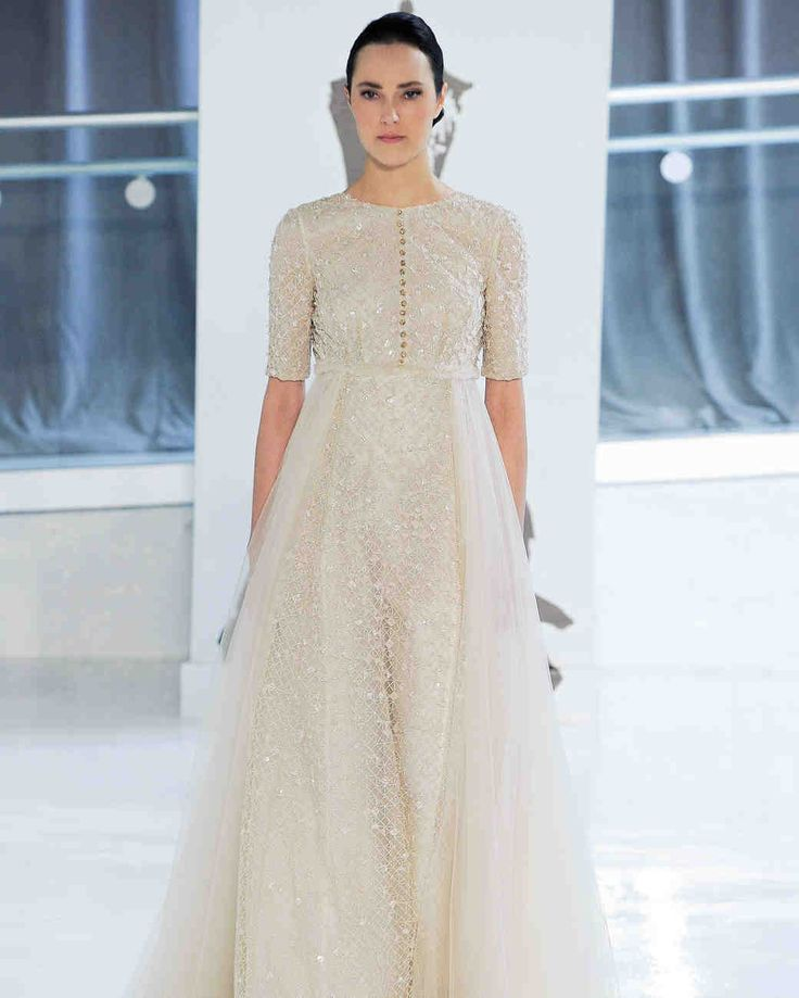 Peter Langner Spring 2018 Wedding Dress Collection