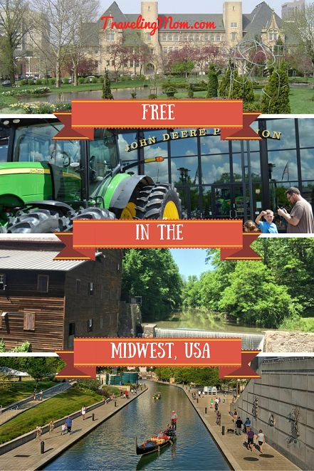 Best Free Fun Things to Do in the Midwest US with Kids: Budget-friendly activities in Illinois, Indiana, Iowa, Wisconsin, Michigan, Ohio, Missouri and Minnesota