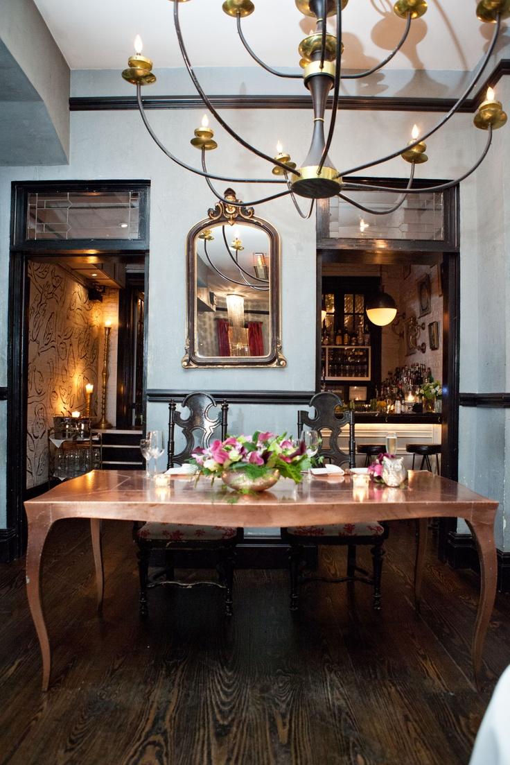 Sweetheart Table @ Bobo, NYC