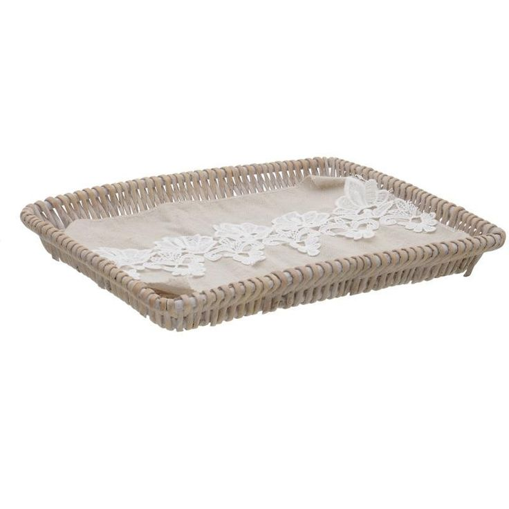 Willow Basket - inart