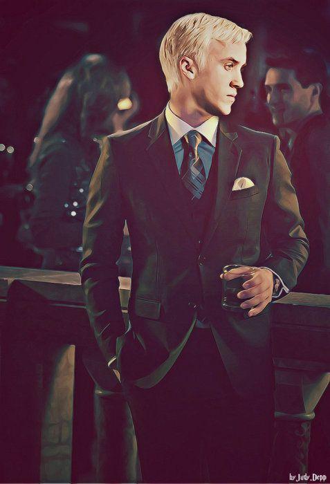 Well, hello Draco!