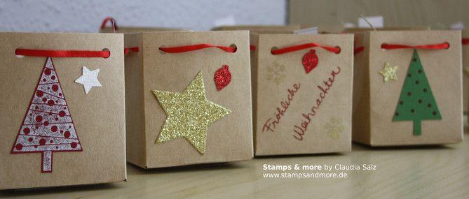 weihnachtst ten klein verpackungen pinterest weihnachtspr sente weihnachten und basteln. Black Bedroom Furniture Sets. Home Design Ideas