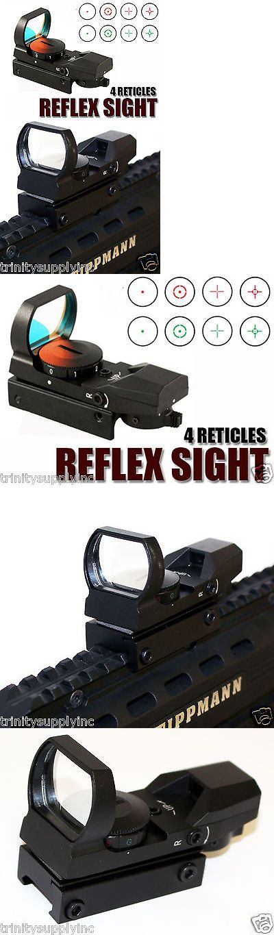 Sights 47240: Trinity Red Green Dot Scope Sight With Mount Fits Tiberius Arms T15. -> BUY IT NOW ONLY: $39.95 on eBay!