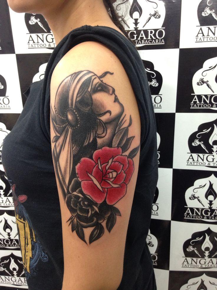 Tattoo old school (releitura)
