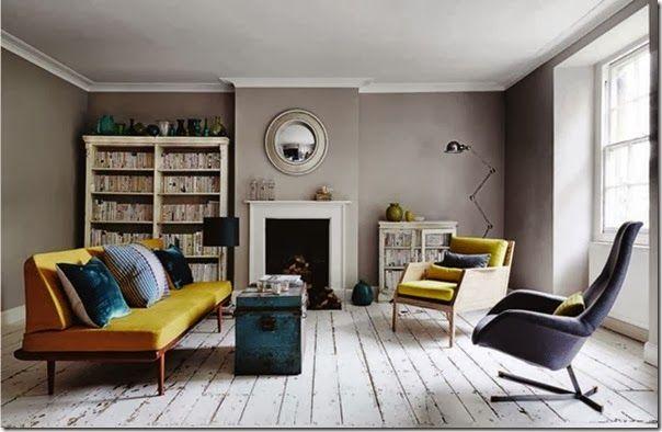 Oltre 25 fantastiche idee su interni in stile inglese su for Case stile inglese interni