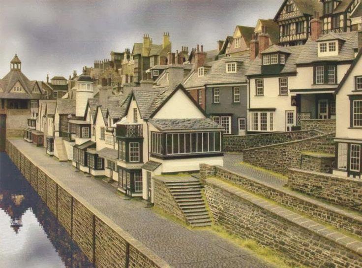 Allan Downes OO scale superb railway modelling