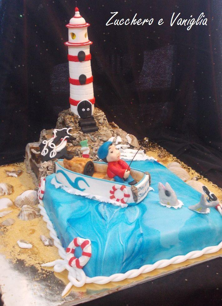 torta faro sul mare