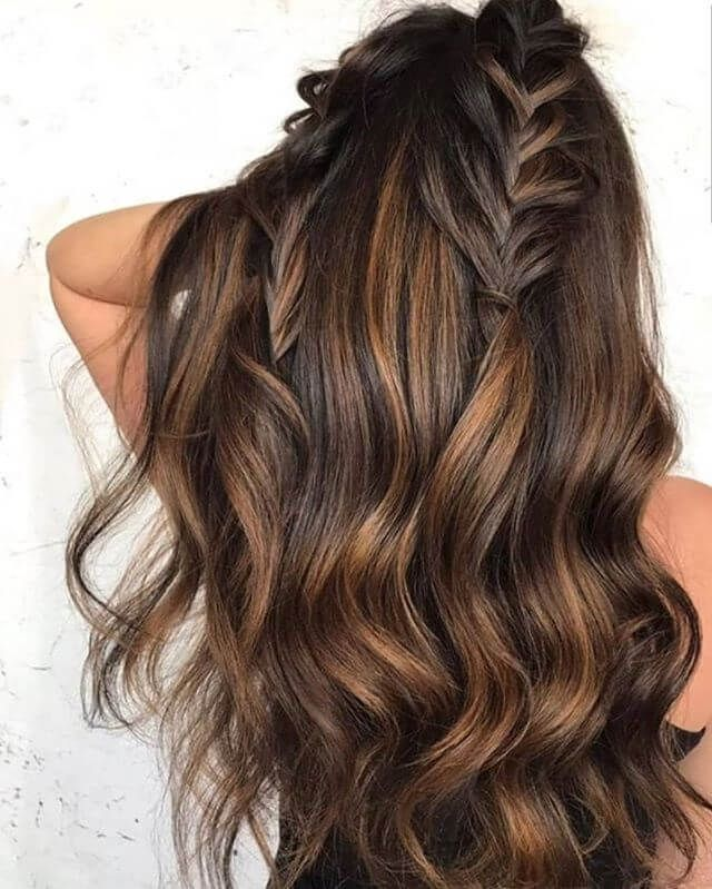 50 Insanely Hot Hairstyles For Long Hair That Will Wow You Hair Styles Hot Hair Styles Chocolate Brown Hair