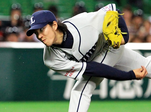 Takayuki Kishi (Saitama Seibu Lions)