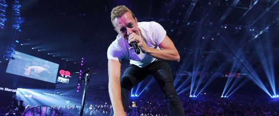 Listen To Coldplay's New Song 'Miracles' From The 'Unbroken' Soundtrack